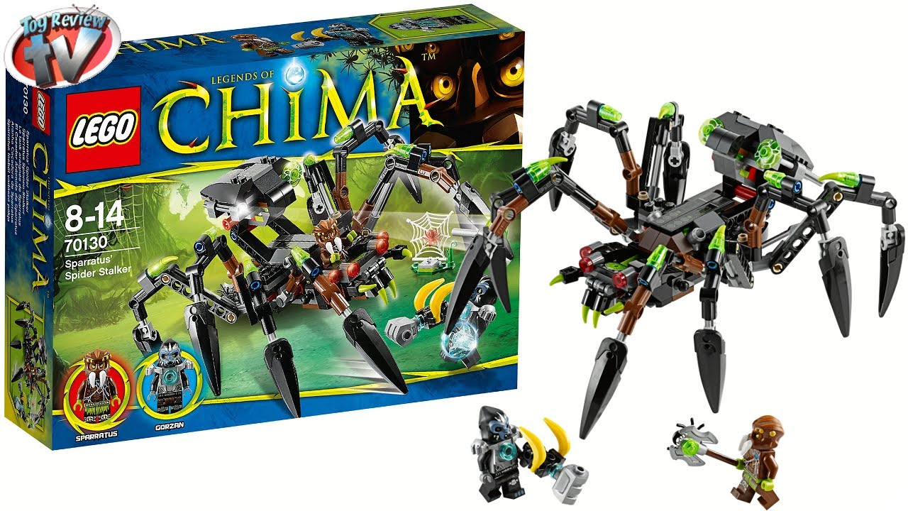Lego Chima Sparratus Lego Chima 2014 Sparratus 39