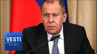 Lavrov Concerned: What in the World is Going on In Eastern Syria? America Creating a New State!