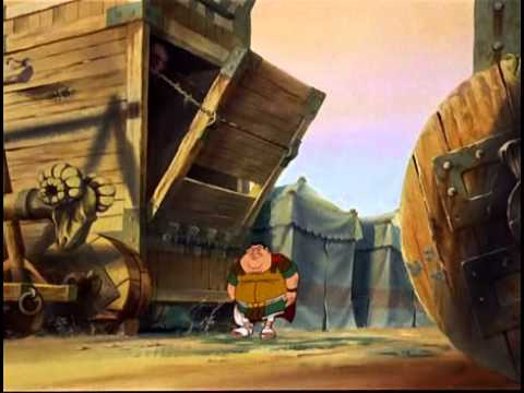 Crtani Filmovi - Asterix i velika bitka