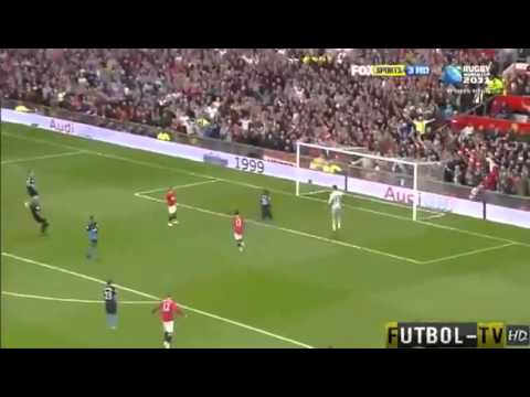 Manchester United 8-2 Arsenal (28-08-11) Alle High