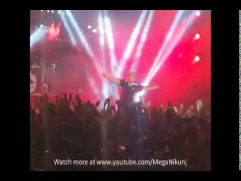 VIshal - Shekhar LIVE Performance On TU MERI Song @ IIT Bombay Mood Indigo 2015