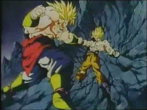 Godsmack - Whatever :: Dragonball Z Movie 8 - Broly The Legendary Ss video