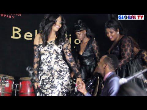 Idris Alivyo Mpigia Goti Wema kwenye Party ya Black Tie