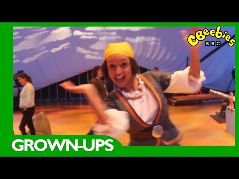 Cbeebies: Swashbuckle Does 'happy' video