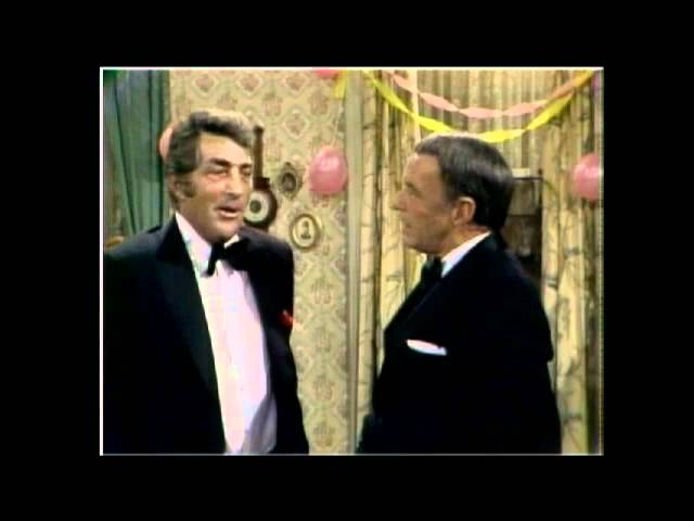 Dean Martin and Frank Sinatra .avi