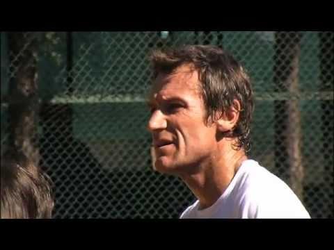Mats ビランデル ATP World Tour Uncovered