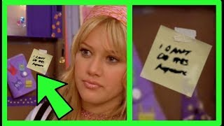 Lizzie McGuire Mistakes You Missed