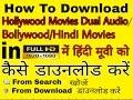 How to Download HD hindi and south india Movies on android phone - HIndi // my smart way//