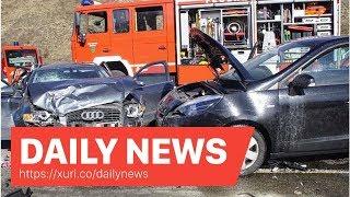 Daily News - Opinion | Crash on the Autobahn
