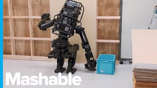 This Robot is Training to Become a Construction Worker ? Genius Moments