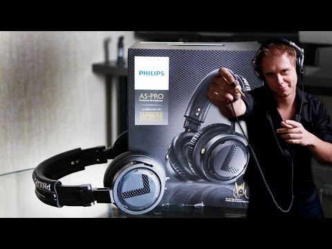 Philips A5-PRO Профессиональные DJ-наушники