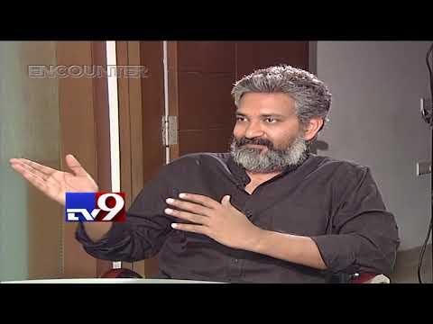 S. S. Rajamouli in Encounter with Murali Krishna - TV9