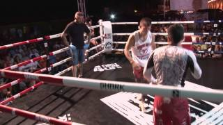 MIX FIGHT EVENTS - JEFERSON COBO vs DANIEL BAREZ