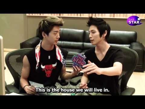 [ENG/HD] 120809 Bang Yongguk 'Mine' Side Story - Himchan's Propose?