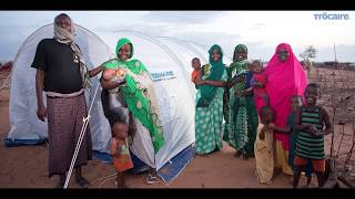 Somalia: Distribution of humanitarian aid funded by Irish Aid 4.85 MB
