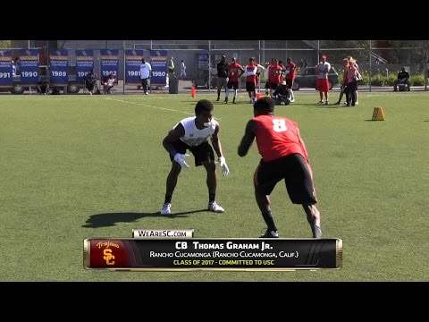 WeAreSC Video: Thomas Graham Jr. highlights