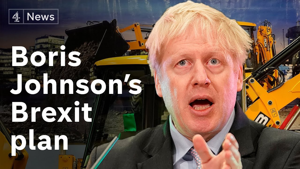 Boris Johnson reveals his Brexit plan - full speech|#BREXIT