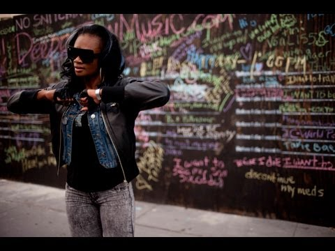 "TweetBoogie ""Get Hyped"" Ladies of Hip Hop Brooklyn 