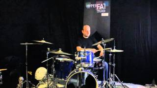 Polat Bektaş - Falling Away From Me (KoRn Drum Cover)