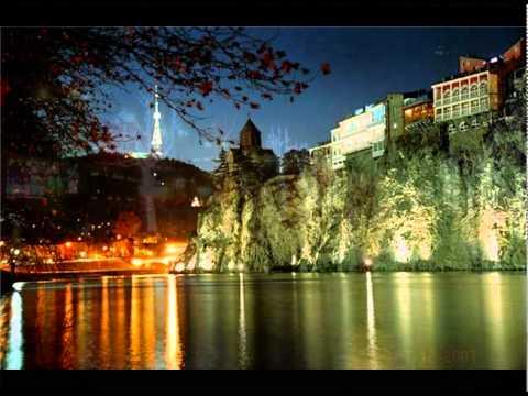 Город Тбилиси.