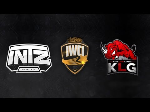 INTZ x Kaos Latin Gamers - International Wildcard Invitational
