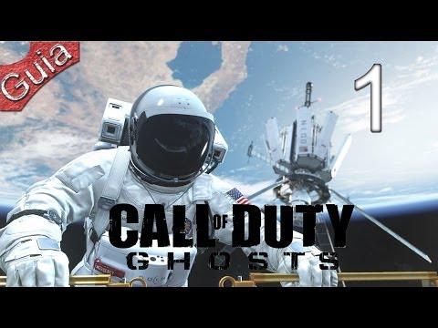 Call of Duty Ghosts Walkthrough parte 1 Español