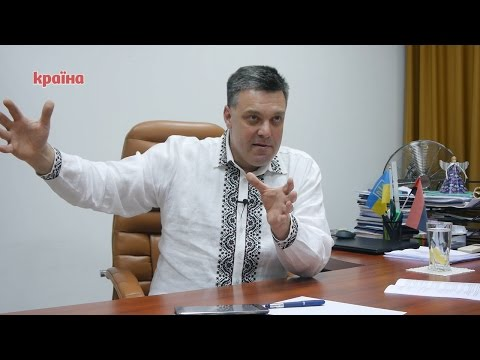 Олег Тягнибок: Всі політичні сили, які є в парламенті - олігархічні