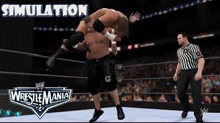 download lagu Wwe 2k16 Simulation: John Cena Vs Triple H  gratis