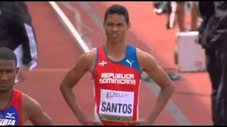 IAAF World Junior Championships 2014 - Men's 200 Metres Preliminaries Heat 6
