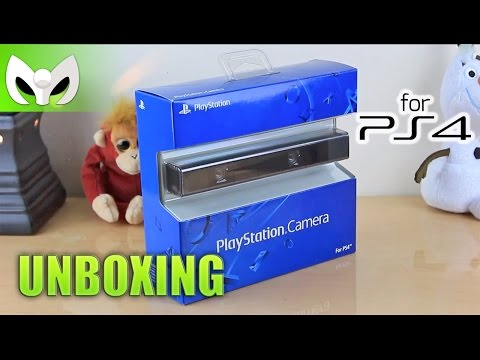 UNBOXING CAMERA PARA PLAY STATION 4 (MARAT�N 10 Mil Subs)