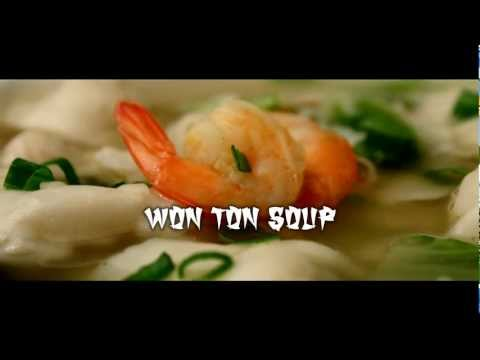 Wonton Soup Recipe - Canon T3i Video Test