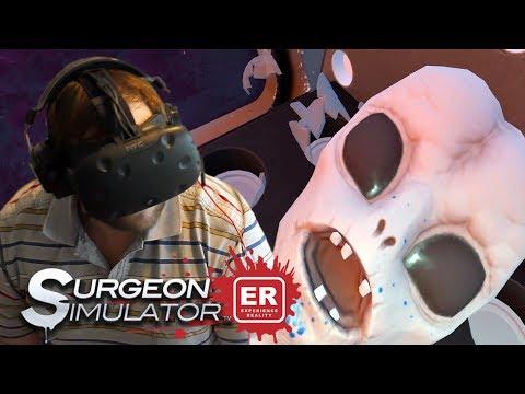 ПРОЩАЙ, БОБКА ► Surgeon Simulator: Experience Reality #9