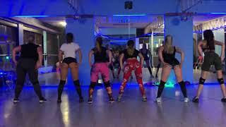 City Girls - Twerk ft. Cardi B | Twerk Choreo by DHQ Kris Moskov from Aussie Twerk