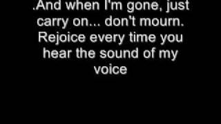 Eminem - When Im Gone Lyrics