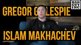 Gregor Gillespie should fight Islam Makhachev...
