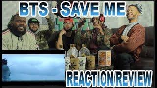 Download Lagu BTS 방탄소년단 - SAVE ME MUSIC VIDEO REACTION/REVIEW Gratis STAFABAND
