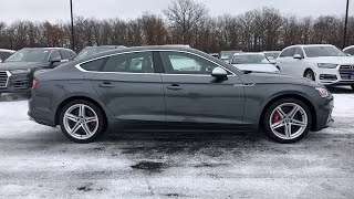 2019 Audi S5 Sportback Lake forest, Highland Park, Chicago, Morton Grove, Northbrook, IL A190246