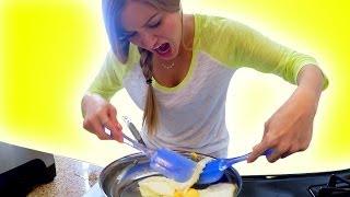 How to make eggs | iJustine