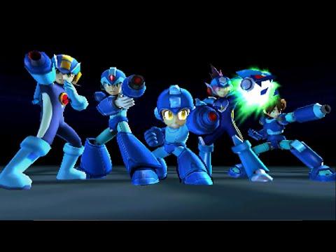 Super Smash Bros. 4 3DS - All Final Smashes