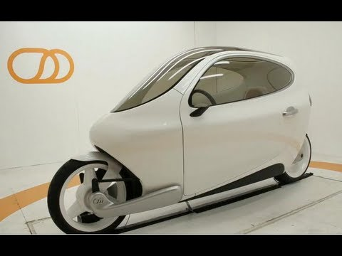Lit Motors: Sleek Electric Cars (And More) Built From Scratch | TC Cribs