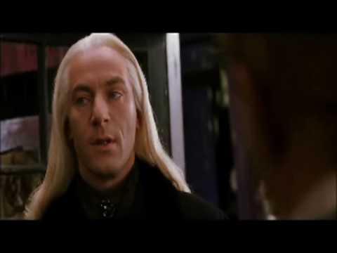 Lucius Malfoy Scenes Part I