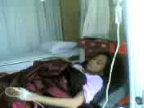 My Sister Eno At The Hermina Hospital
