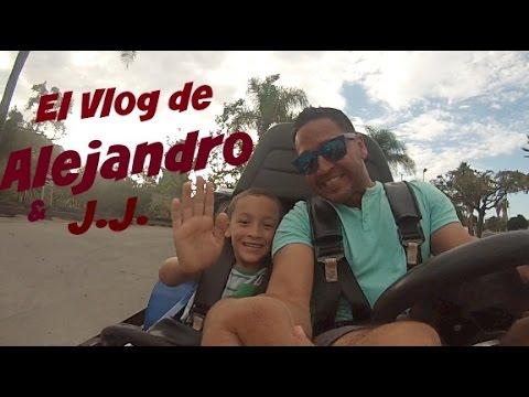 Alejandro yJJ hacen un Vlog by: JasminMakeup1