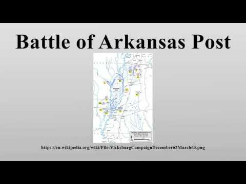 Battle of Arkansas Post