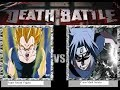 Vegeta Vs Sasuke Rap Battle (DBZ Vs Naruto)