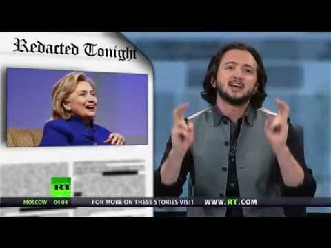 Hillary Clinton Busy Doing PR For Monsanto [Redacted Tonight]
