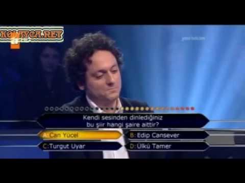 kim milyoner olmak ister 183. bölüm 13.02.2013 Murat Moray