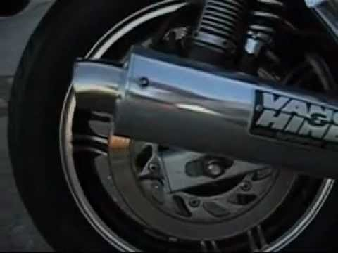 1983 Honda CB1100F starting & revving