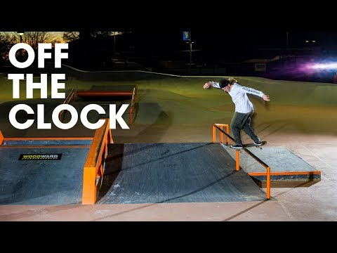 Off The Clock: Andrew Cobb