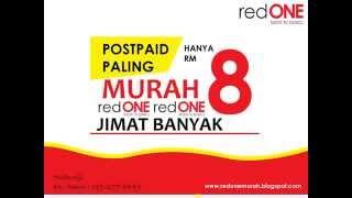 Redone postpaid plan package (murah)